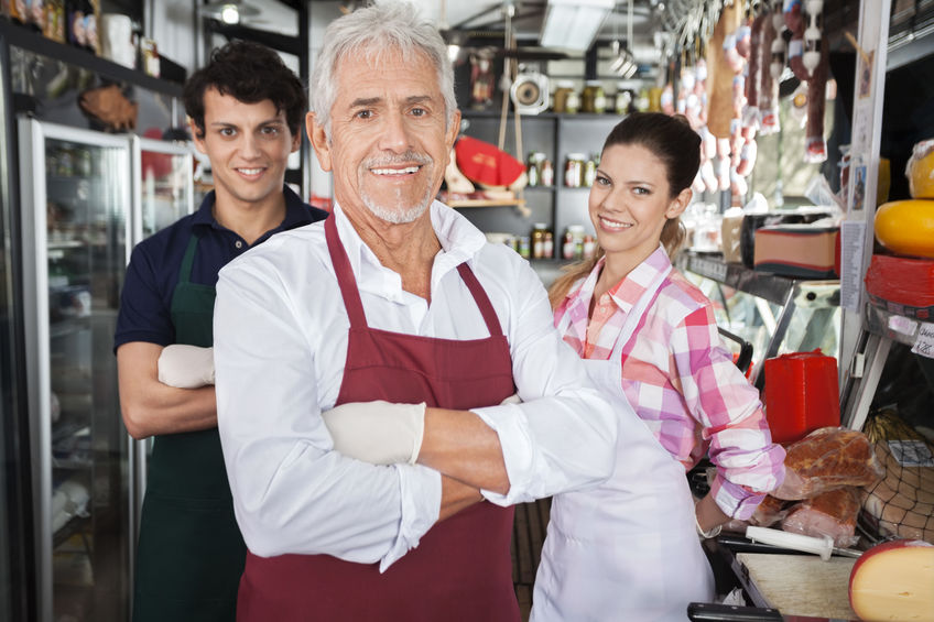 Changing working methods in a family business